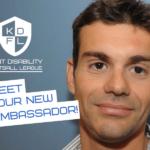 Meet our new Ambassador